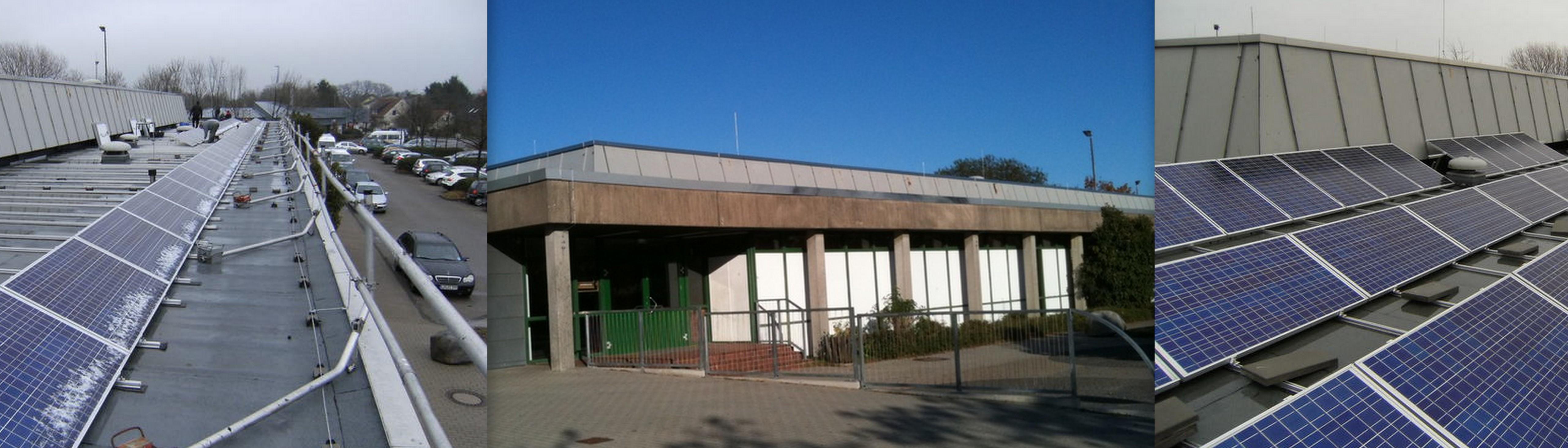 Dreifachturnhalle Felix-Fechenbach-Gesamtschule